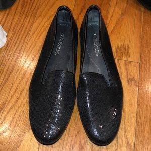 AREOSOLES sparkley loafer